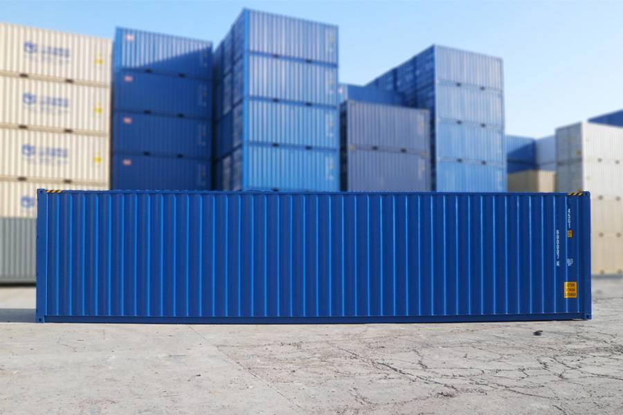 conteneur maritime 40 pieds high cube vente et location de containers de stockage tcsi. Black Bedroom Furniture Sets. Home Design Ideas