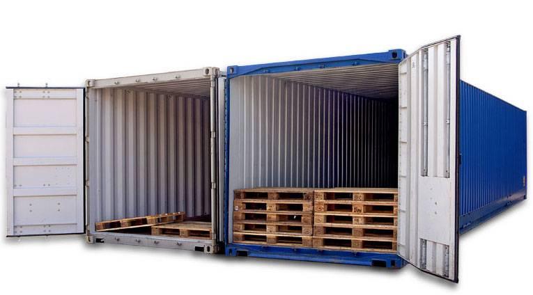 20 39 container pallet wide vente et location de containers de stockage tcsi. Black Bedroom Furniture Sets. Home Design Ideas